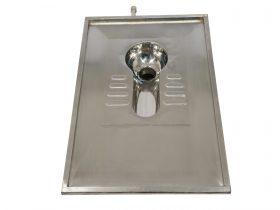 Stainless Steel Toilet