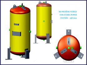 MS Pressure Vessels